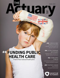 The Actuary Magazine | August/September 2016