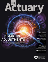 The Actuary Magazine | June/July 2016