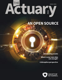 The Actuary Magazine | June/July 2018