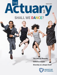 The Actuary August/September 2018